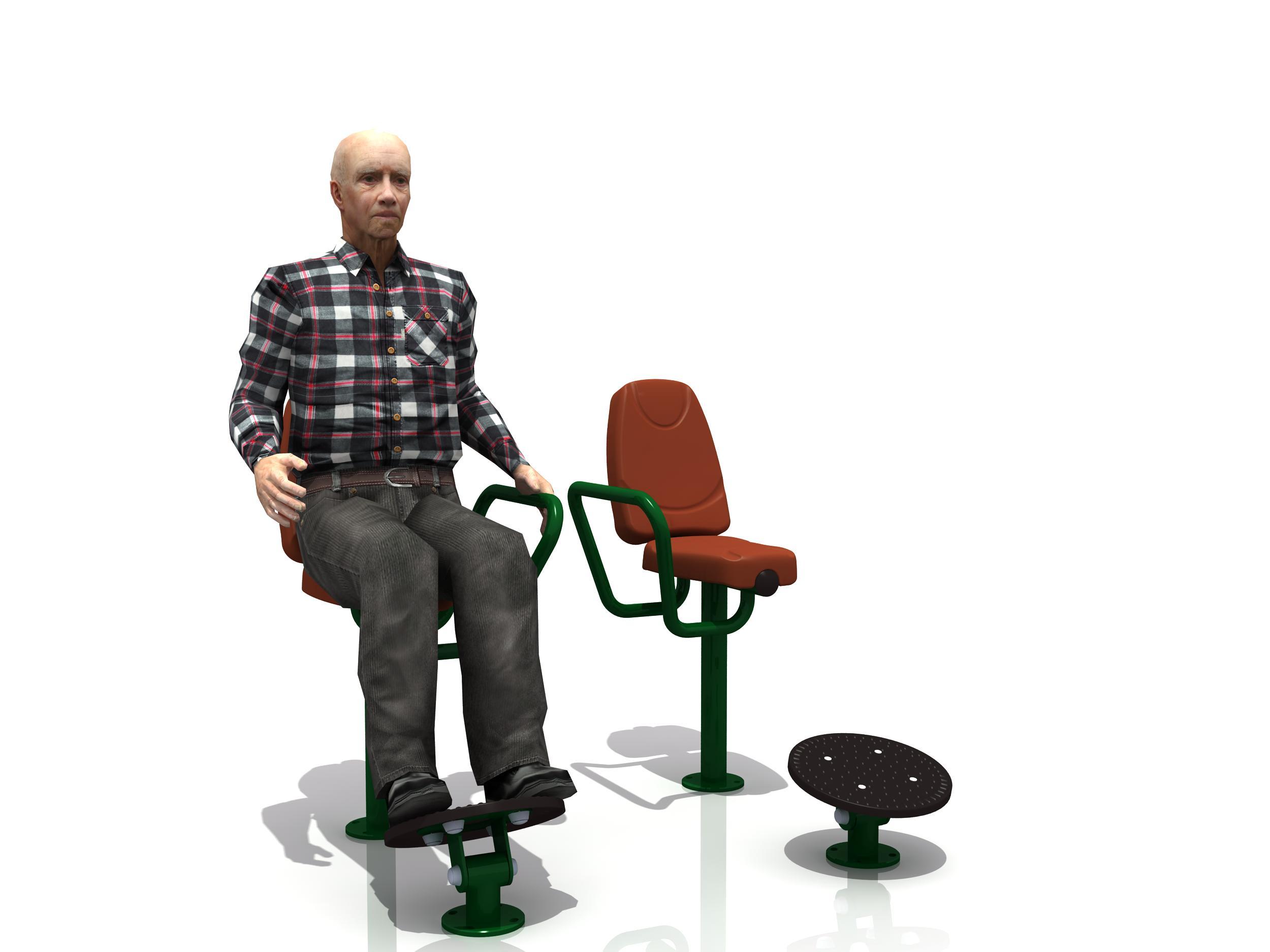 elderly fitness